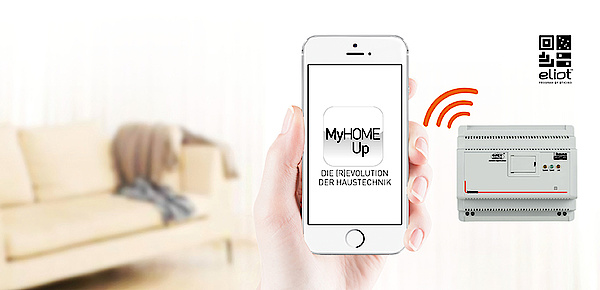 MyHOME / MyHOME_Up bei Dendl Elektro GbR in München